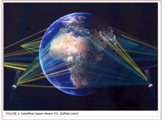5G satelliti LaboratorioAura, Biorisonanza Firenze, Laura Mancini Tamburini