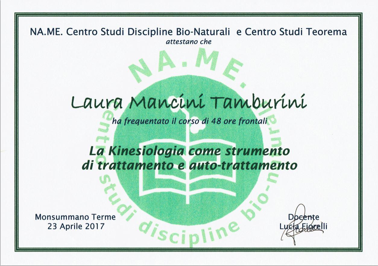 Centro Studi Firenze Kinesiologia